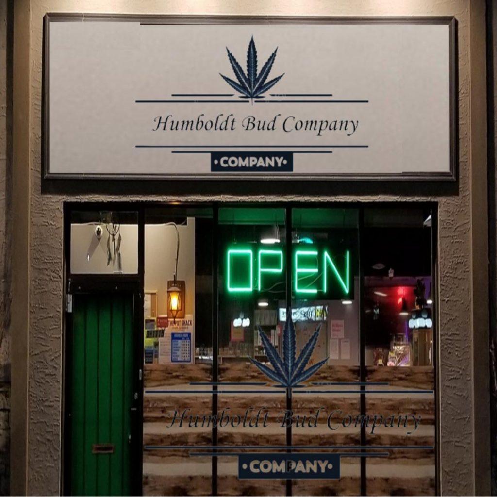 Humboldt weed store