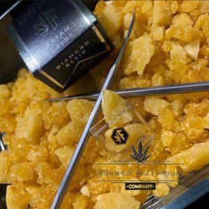 liquid diamonds resin
